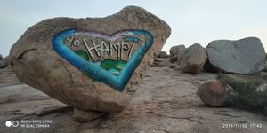 A Solo Traveler Found His Soul In Rock Of Hampi