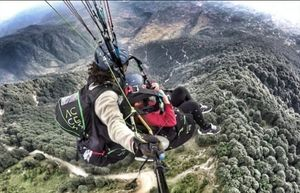 Best paragliding in India- (Price,Duration, Height)