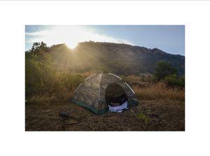 Camping at Bhandardara
