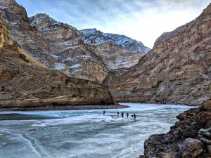 Chadar Trek: One of the most difficult treks undertaken in winter on frozen Zanskar River