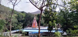 Tungareshwar. Tungareshwar Temple is well known among locals and visitors; it attracts many visitors