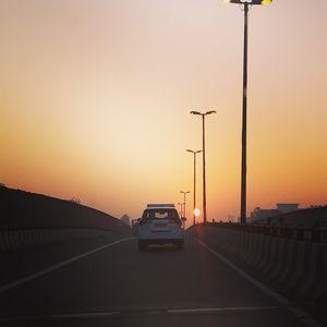 New Delhi view #sunrise #nature-lover #Ramesh-travels