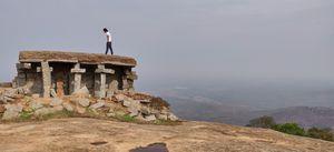 4 kilometers of barefoot trek challenge, Karnataka