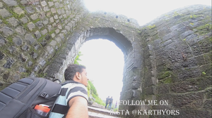 Sinhagad Fort | This is why I went Pune? Episode-2 | Lonavala Series