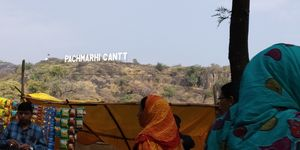 Weekend getaway to panchmarhi