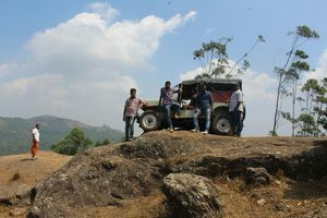 Adventure land Ramakkalmedu        idukki  kerala
