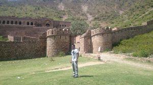 BHANGARH, THE HAUNTED FORT.