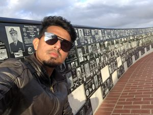 #SelfieWithAView and #TripotoCommunity Soledad National Veterans Memorial