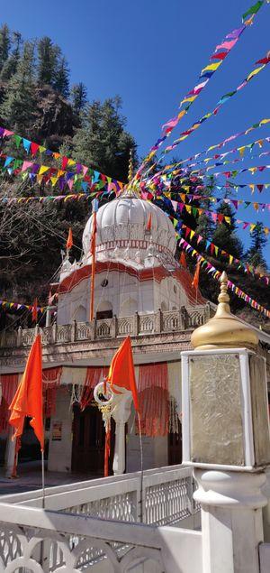 Manikaran gurudwara- pilgrim center