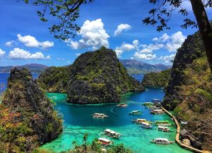 Philippines, a tropical paradise.