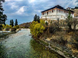 Paro Dzong - Bhutan