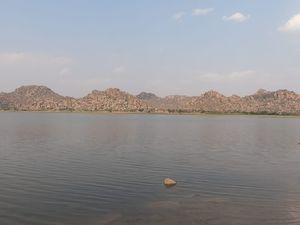 Koilsagar Lake Camping, a day trip from Hyderabad.