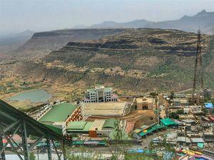 My undecided plan of journey for Saptashrungi temple