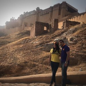 Wonders of 'Pink City' #offbeatgetaway