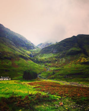 The Magical Mystical Scottish Highlands
