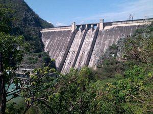 Naina devi temple and Bhakra Nangal Dam...