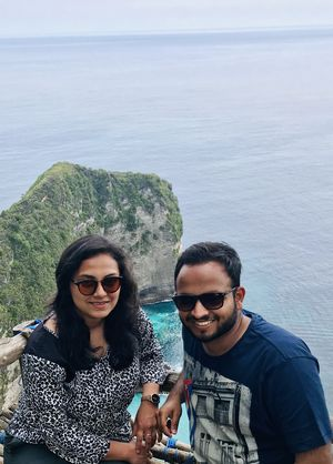 In the Blissfulness of Bali  #SelfieWithAView #TripotoCommunity