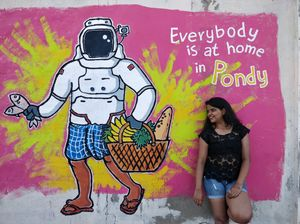 Give Time a break In Pondicherry