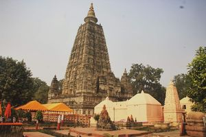 Peaceful trip to Bodh Gaya