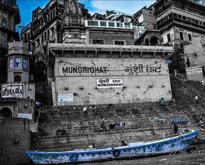 Benares-Kashi-Varanasi
