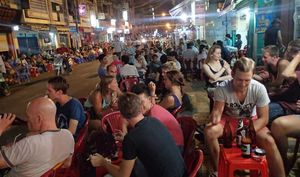 Attractions in Ho Chi Minh city that expats interested