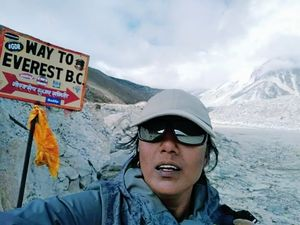 Solo trip to Everest base camp..