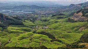 World's highest tea estate in India - kolukumalai (the real heaven)