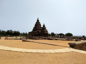 Mahabalipuram- History Carved on Stones