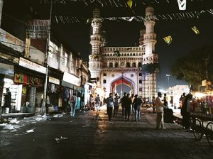 """""""Charminar and Golconda"""" the two major Attractions of Hyderabad"""