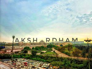 Akshardham Mandir , New Delhi
