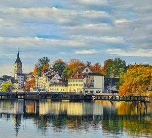 Colors of Autumn @Zurich