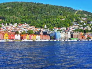 Bergen: The colourful Norwegian city, where the past and the present co-exists.