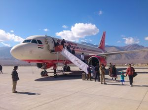 Leh-Ladakh (October Voyage)
