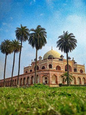 Humayun Tomb, Heart of Delhi's Art and Culture