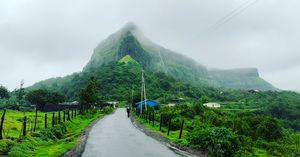 Monsoon ride to lonavala..