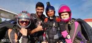 Skydive - Vancouver Island