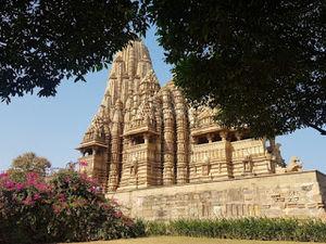 Mesmerising Khajuraho.