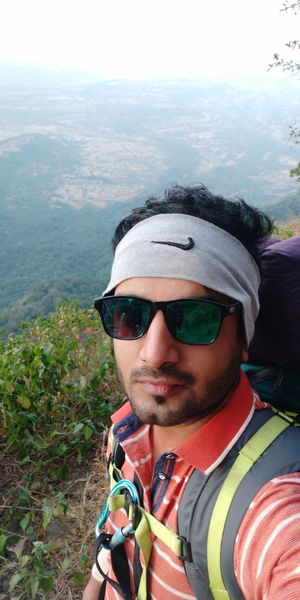 AMK (Alang Madan Kulang) Toughest trek of Sahayadri ranges Part - 2