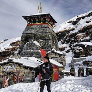 Highest Shiva Temple Of The World | Tungnath Mahadev | Winter Trek