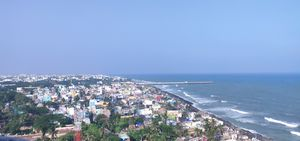 Pondicherry (The Indian French Colony)