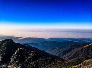 Trekking to George Everest , Mussoorie ,Dehradun