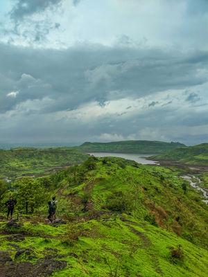 Garbett Monsoon Trek #colourgreen