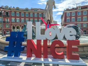 I Love NICE sign 1/undefined by Tripoto