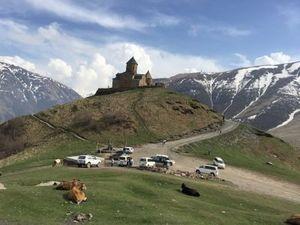 Mount Kazbek 1/undefined by Tripoto