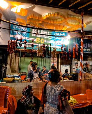 MUMBAI STREET FOOD IN (HOLY MONTH OF RAMZAAN)