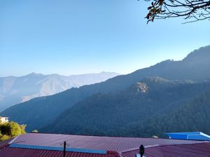 A much needed trip to the queen of hills #mussoorie#solotrip