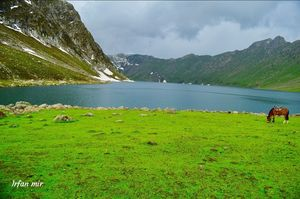 Tarsar lake and Marsar lake trek