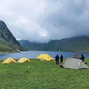Tarsar lake and Marsar lake trek