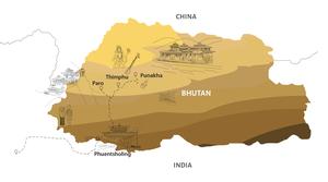 AN 8 DAY STRESS FREE BHUTAN ITINERARY