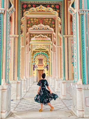 GUIDE TO JAIPUR